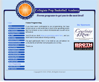 Collegiate Prep Basketball Academy